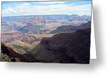 Majestic Grand Canyon Greeting Card by Mitch Hino