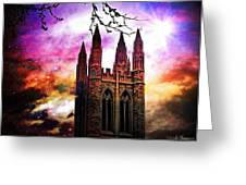 Majestic Greeting Card by Michelle Frizzell-Thompson