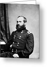 Major General Garfield, 20th American Greeting Card by Chicago Historical Society