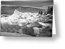 Manly Beacon Greeting Card by Jim Chamberlain