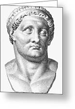 Marcus Salvius Otho Greeting Card by Granger