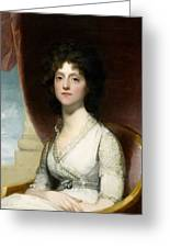 Marianne Ashley Walker Greeting Card by Gilbert Stuart