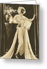 Marion Davies Greeting Card by Padre Art