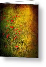 Meadow Greeting Card by Svetlana Sewell
