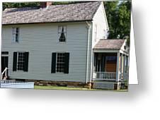 Meeks Store Appomattox Court House Virginia Greeting Card by Teresa Mucha