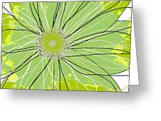 Moda Flower Mix I  Greeting Card by Ricki Mountain