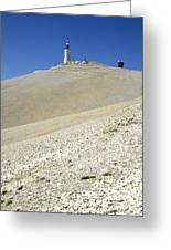 Mont Ventoux.provence Greeting Card by Bernard Jaubert