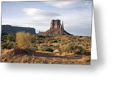 Monument Valley, 2009 Greeting Card by Granger