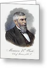 Morrison Remick Waite Greeting Card by Granger