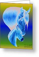 Mother's Love Greeting Card by Sheryl Unwin