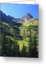 Mountains In North Cascades National Park Greeting Card by Pierre Leclerc Photography