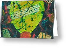 Movers and Shakers-Clearity Foundation Greeting Card by Annette McElhiney