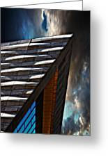 Museum Of Liverpool Greeting Card by Meirion Matthias