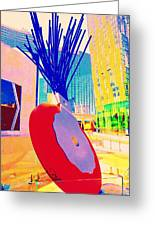 My Vegas City Center 31 Greeting Card by Randall Weidner
