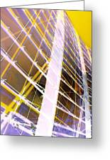 My Vegas City Center 55 Greeting Card by Randall Weidner