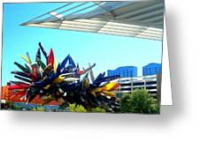 My Vegas City Center 58 Greeting Card by Randall Weidner