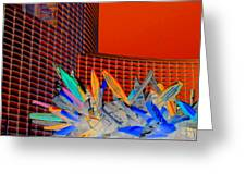 My Vegas City Center 59 Greeting Card by Randall Weidner