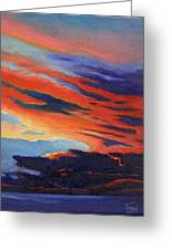 Natural Light Greeting Card by Catherine Twomey