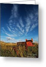 New Holland Greeting Card by Reflective Moment Photography And Digital Art Images