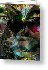 New Year's Resolution Greeting Card by Fania Simon