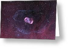 Ngc 6164, A Bipolar Nebula Greeting Card by Don Goldman