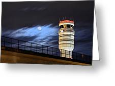 Night Watch Greeting Card by JC Findley