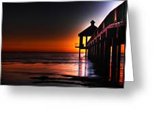 Nightshade Greeting Card by Pixel Perfect by Michael Moore
