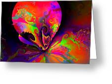 Ocf 510 Greeting Card by Claude McCoy