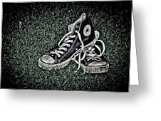 Old Converse Greeting Card by Gert Lavsen