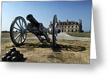 Old Fort Niagara Greeting Card by Peter Chilelli