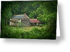 Old Home Place Greeting Card by Douglas Barnett