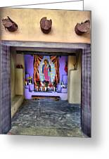 Old Town Chapel II Greeting Card by Steven Ainsworth