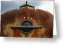 Oldsmobile Greeting Card by Steve McKinzie