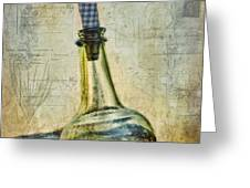 Olive Oil Greeting Card by Robin-lee Vieira
