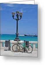 Otranto - Apulia Greeting Card by Joana Kruse