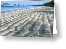 Pak Meng Beach Greeting Card by Adrian Evans