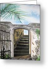 Passage Greeting Card by Judy Via-Wolff