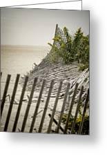 Point Pleasant Beach Greeting Card by Heather Applegate