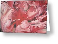 Pollyflower Greeting Card by - Harlan