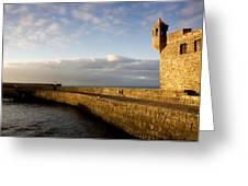 Puerto De La Cruz - Tenerife - Canary Island - Spain Greeting Card by Fabrizio Troiani