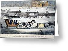 Quakers Greeting Card by Granger