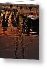 Reflection Greeting Card by Mario Celzner
