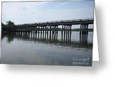 Reflections Greeting Card by Blanche Knake