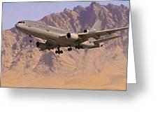 Rnlaf Kdc10 In Afghanistan Greeting Card by Nop Briex
