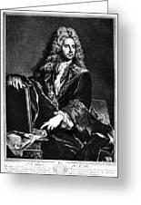 Robert De Cotte Greeting Card by Granger