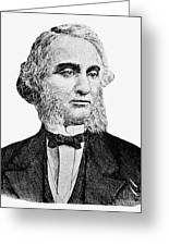Robert Purvis (1810-1898) Greeting Card by Granger