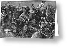 Rome: Belisarius, C537 Greeting Card by Granger