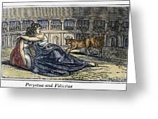 Rome: Perpetua & Felicitas Greeting Card by Granger