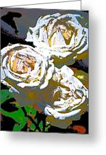 Rose 126 Greeting Card by Pamela Cooper