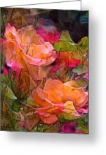 Rose 146 Greeting Card by Pamela Cooper